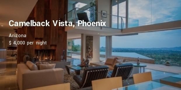 camelback vista, phoenix, arizona