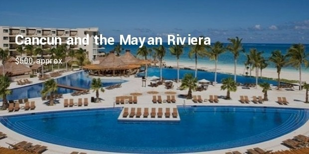 cancun and the mayan riviera