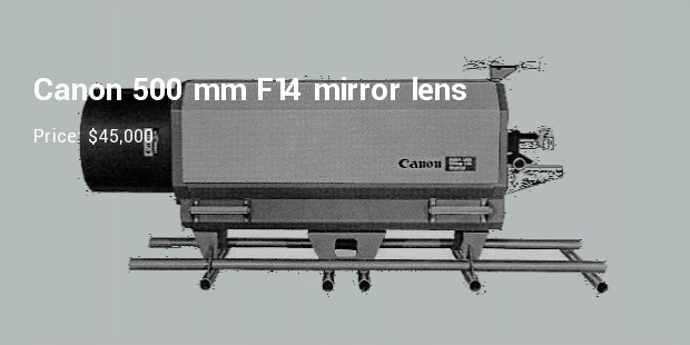 canon 500 mm f14 mirror lens