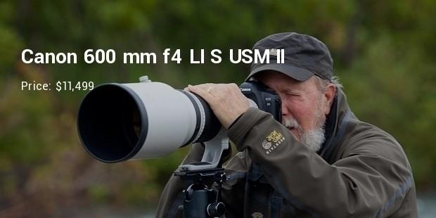 canon 600 mm f4 li s usm
