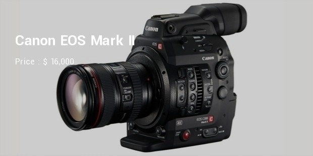 canon eos mark ii