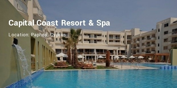 capital coast resort and spa