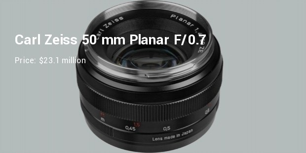 carl zeiss 50 mm planar
