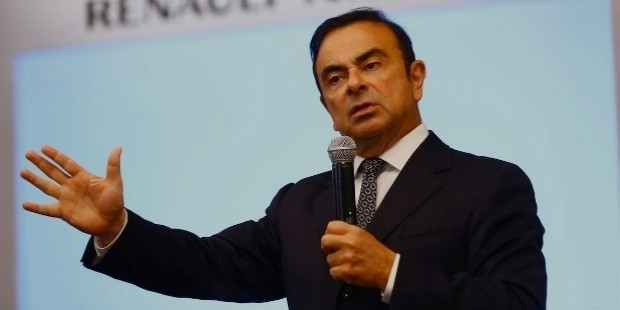 carlos ghosn profile