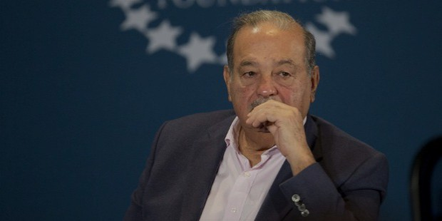 carlos slim helu early life