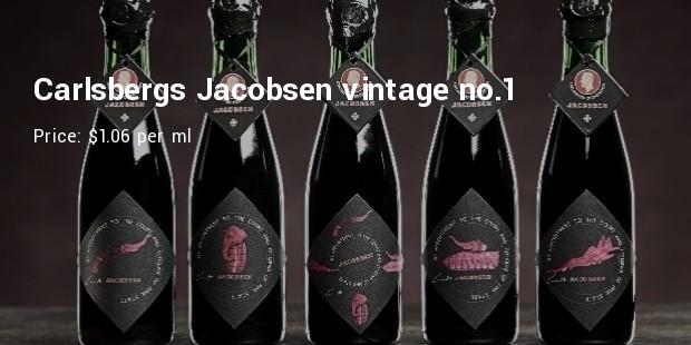 carlsbergs jacobsen vintage no