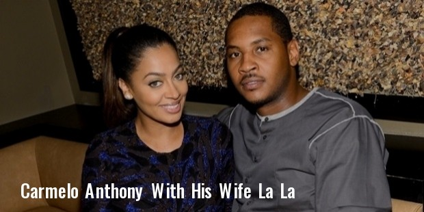 carmelo anthony la la1