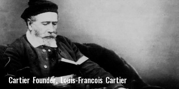 cartier founder