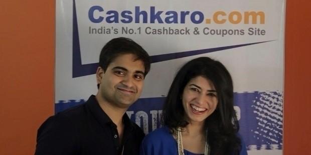cashkaro indian startup