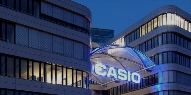 casio building