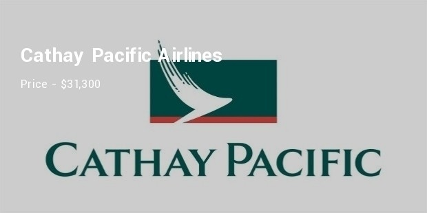 cathay pacific airlines