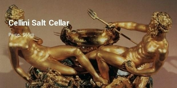 cellini salt cellar
