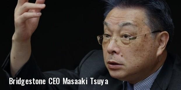 ceo masaaki tsuya