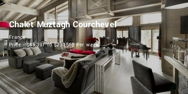 chalet muztaghcourchevel, france
