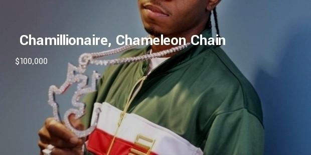 chamillionaire,chameleon chain