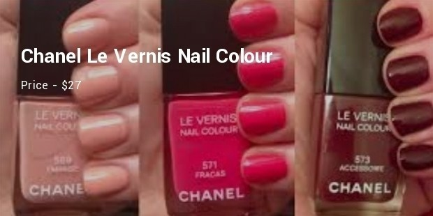 Chanel Le Vernis Nail Colour 27