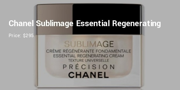 chanel sublimage essential regenerating serum   $295
