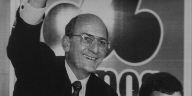 charles bronfman bids farewell to the expos in 1991 with ne