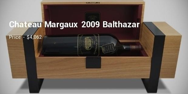 chateau margaux 2009 balthazar