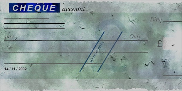 cheque deduction