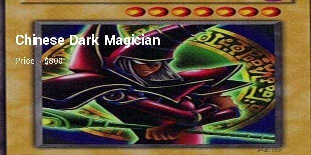 chinese dark magician