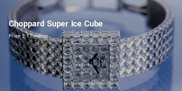 choppard super ice cube