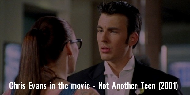 chris evans chris in not another teen movie