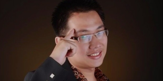 christian adrianto motivator indonesia