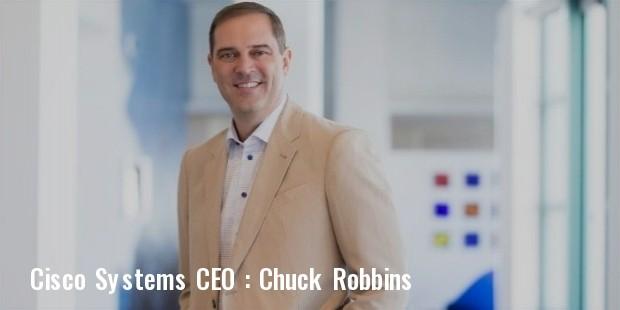 chuck robbins
