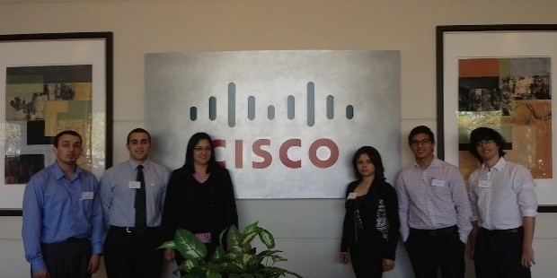 cisco employs