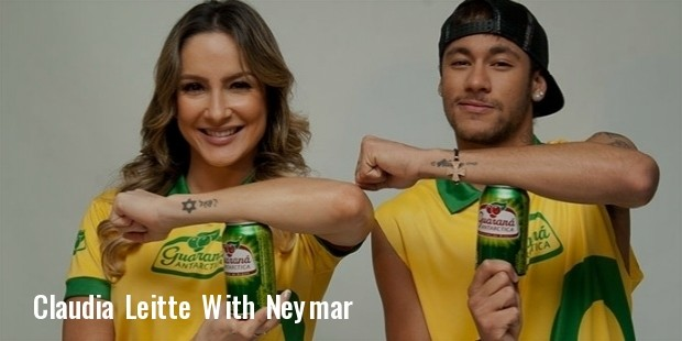 claudia leitte e neymar s