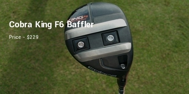 cobra king f6 baffler