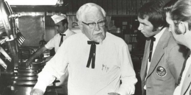 colonel sanders success story