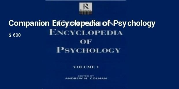 companion encyclopedia