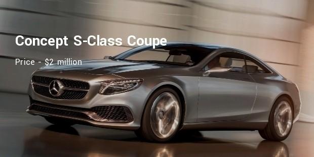 concept s class coupe