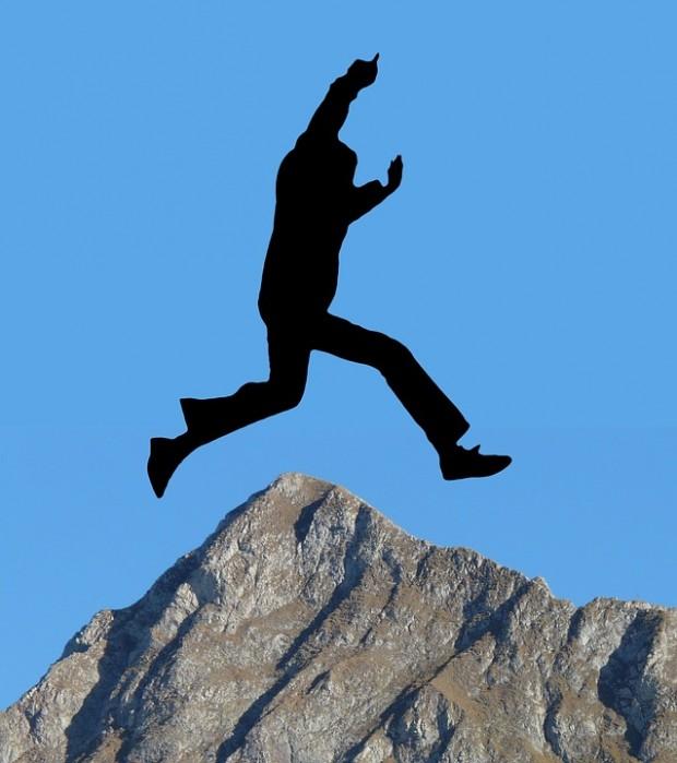 confidence elimimnates fear