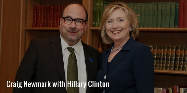 craig with hillary