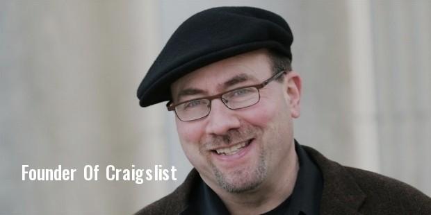 craigslist founder