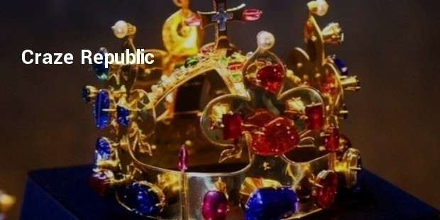 craze republic   crown of saint wenceslas