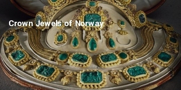 crown jewels of norway