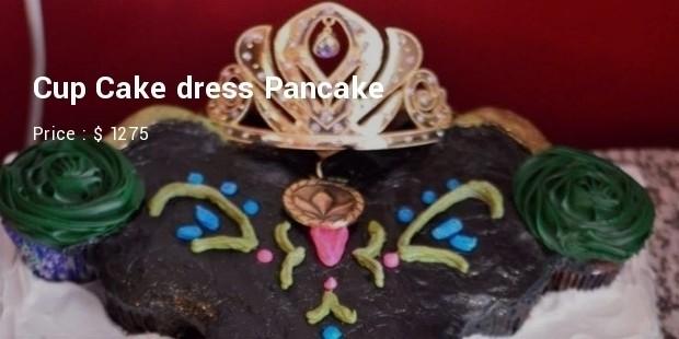 cupcake dresscake