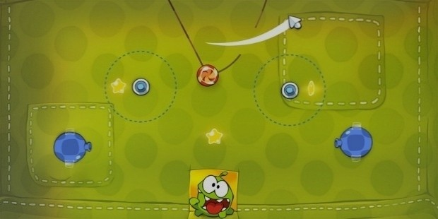 cut the rope usage