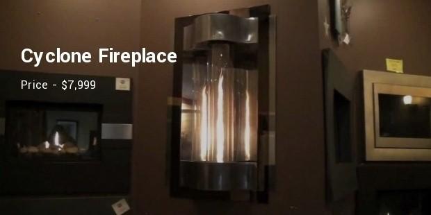 cyclone fireplace