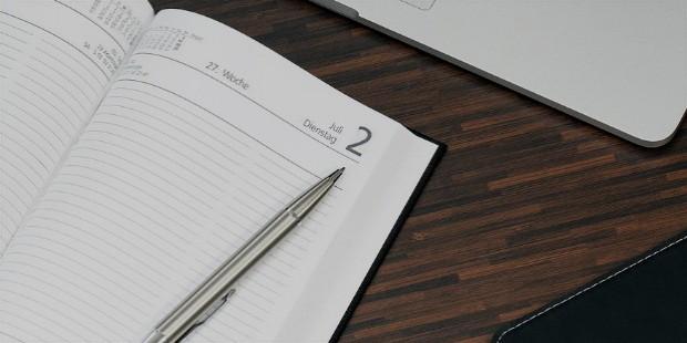 create a daily schedule