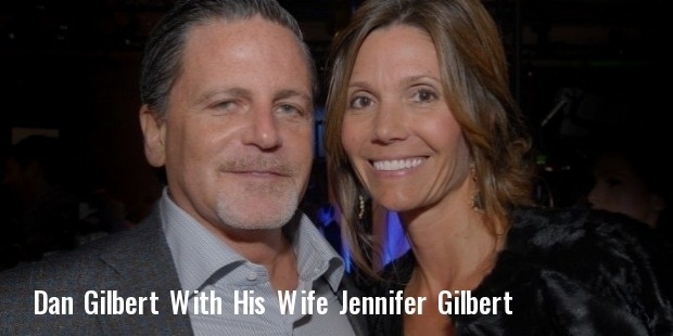 dan gilbert wife jennifer gilbert pics