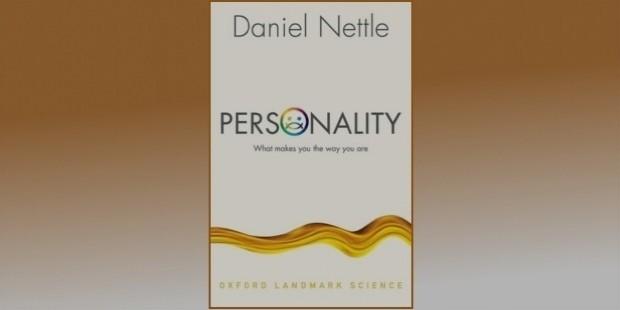 daniel nettle personality book