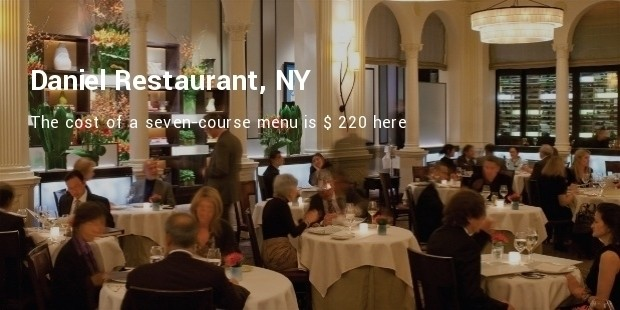 daniel restaurant
