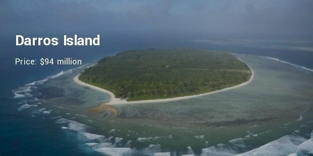 darros island