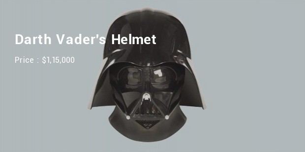 darth vaders helmet