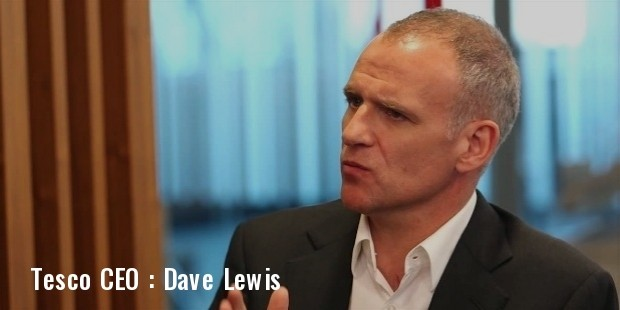 dave lewis